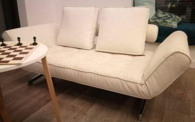 Modern ülőgarnitúra felújítása
